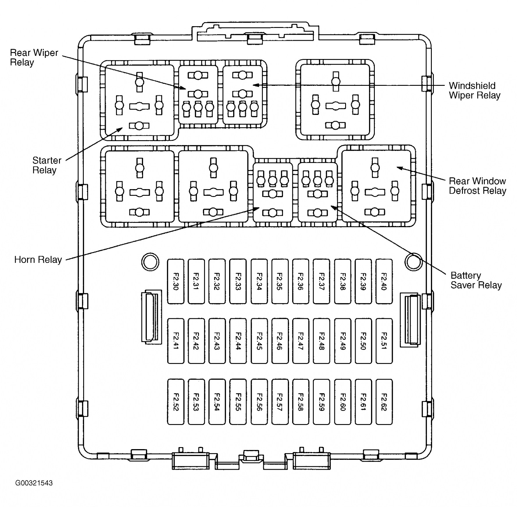 2002 Ford Focus Fuse Box Diagram 2002 Ford Focus Cooling Fan Diagram 2002 Ford Focus Wiring Wiring