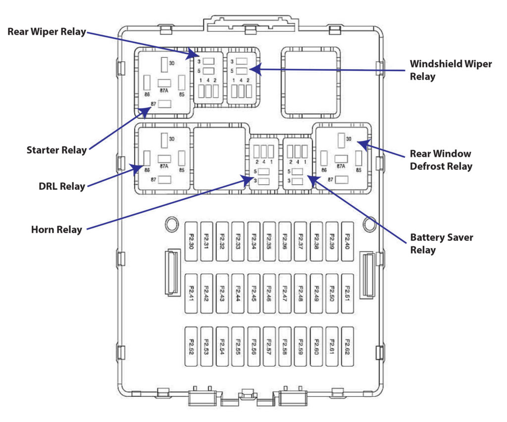 2006 Ford Fusion Wiring Diagram from exatin.info