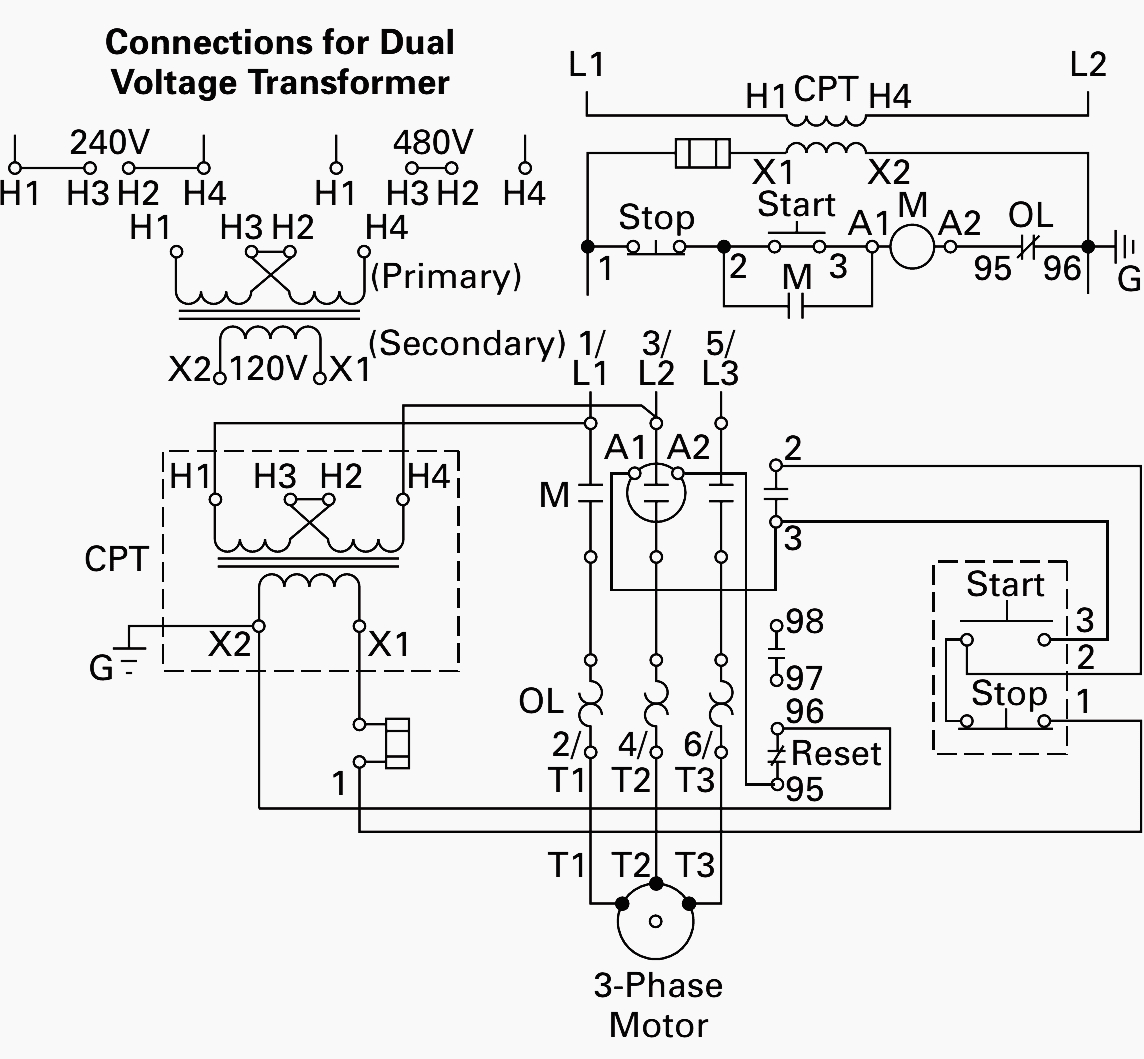120v 24v Transformer Wiring Diagram Schematic Wiring Diagrams