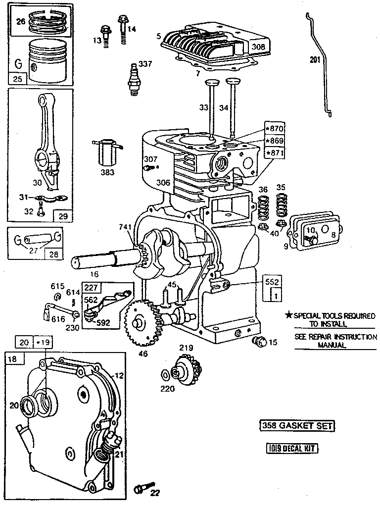 5Hp Briggs And Stratton Carburetor Diagram Looking For Briggs Stratton Model 130212 3112 01 Lawn Garden