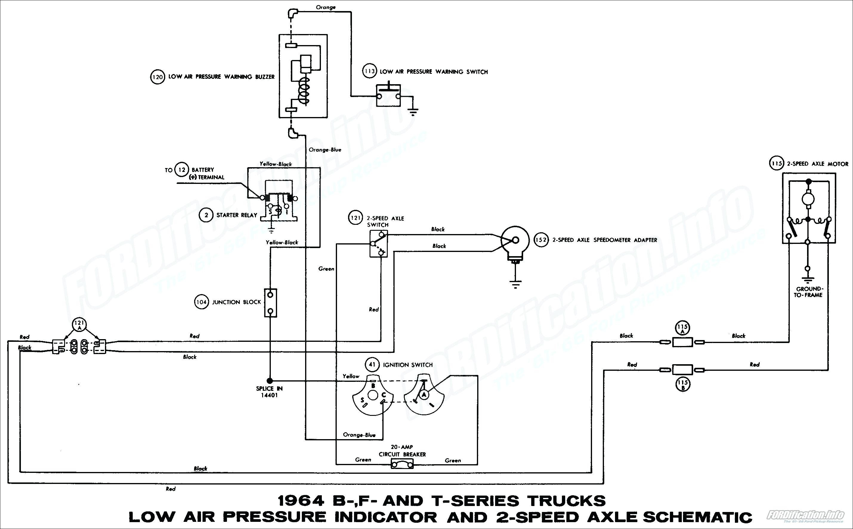 Air Brake Foot Valve Diagram Wiring Diagramsfor Compressor Switches Valves Page 2 Wiring Diagram Go
