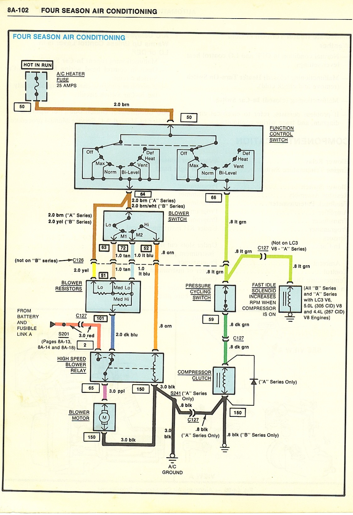 Air Conditioner Wiring Diagram Pdf 1966 Corvette Ac Wiring Search Wiring Diagrams