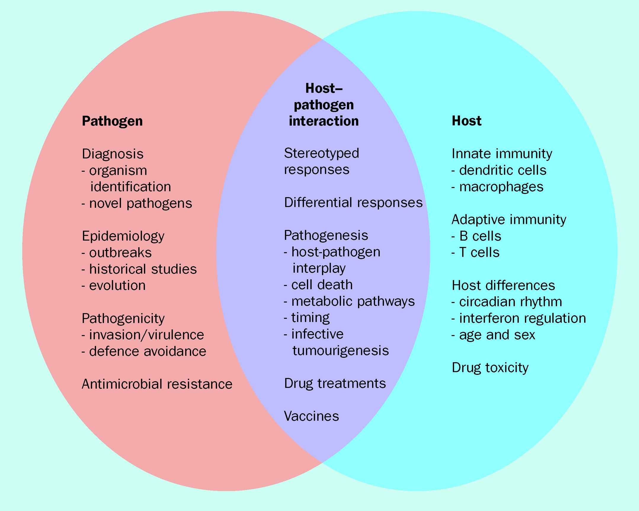 Bacteria And Virus Venn Diagram Virus And Cell Venn Diagram Erhayasamayolver
