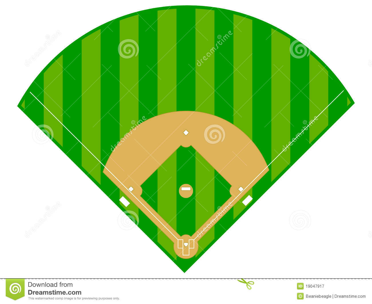 Baseball Field Diagram Baseball Field Diagram Printable Clipart Free Download Best