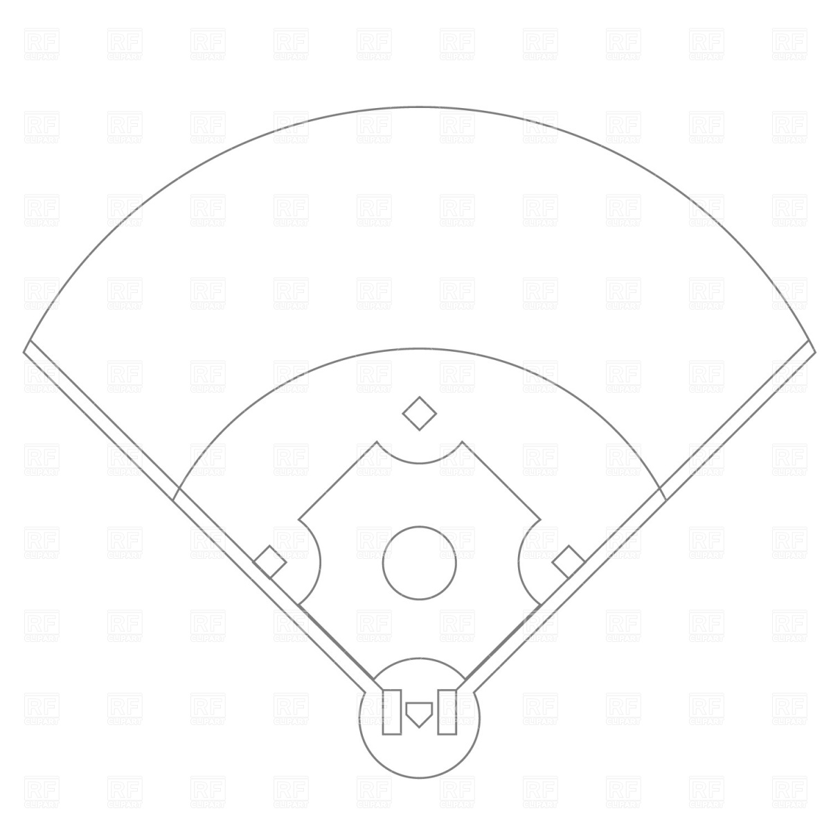 Baseball Field Diagram Baseball Field Diagram Printable Wiring Diagram Web