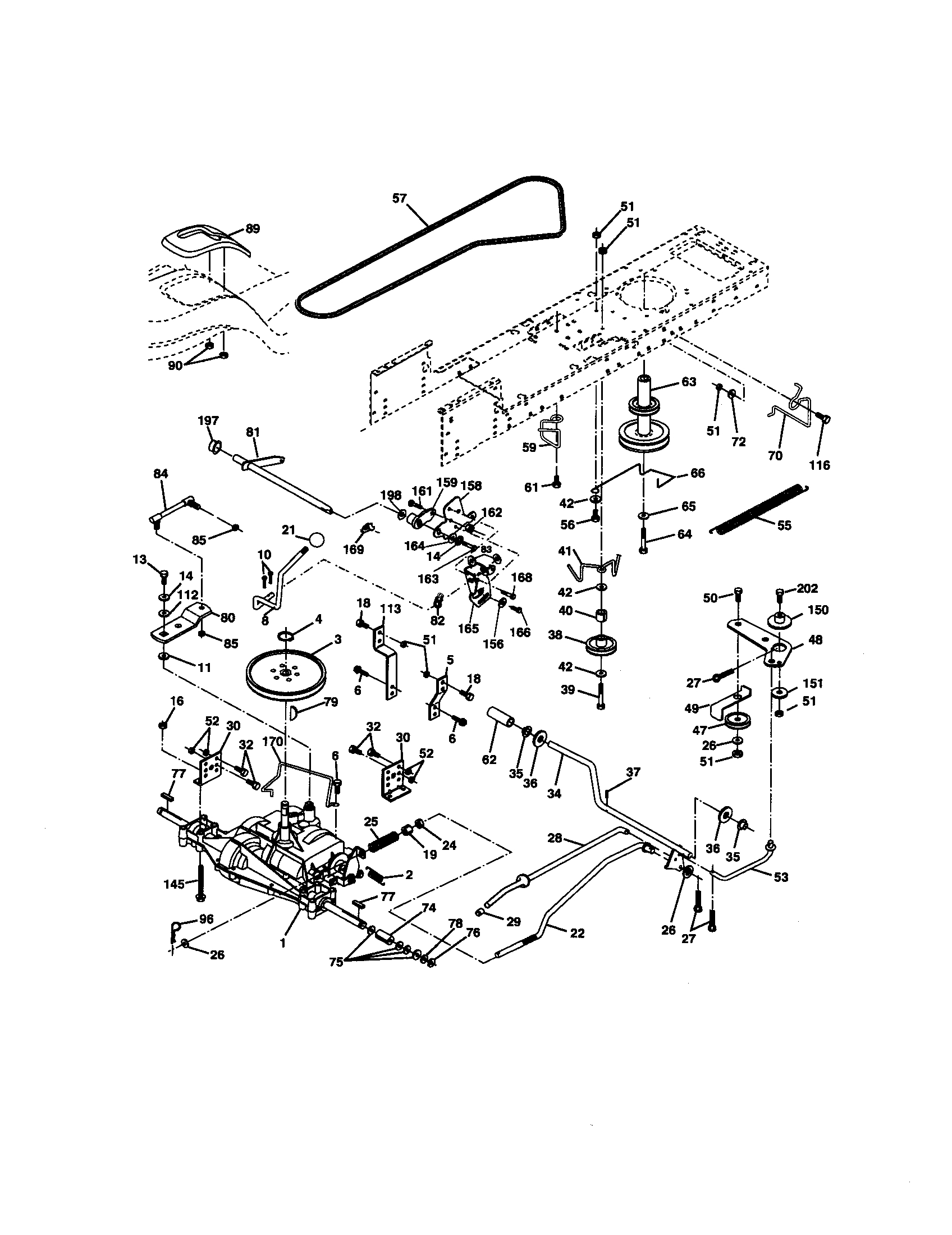 Craftsman Riding Mower Parts Diagram Looking For Craftsman Model 917270671 Front Engine Lawn Tractor
