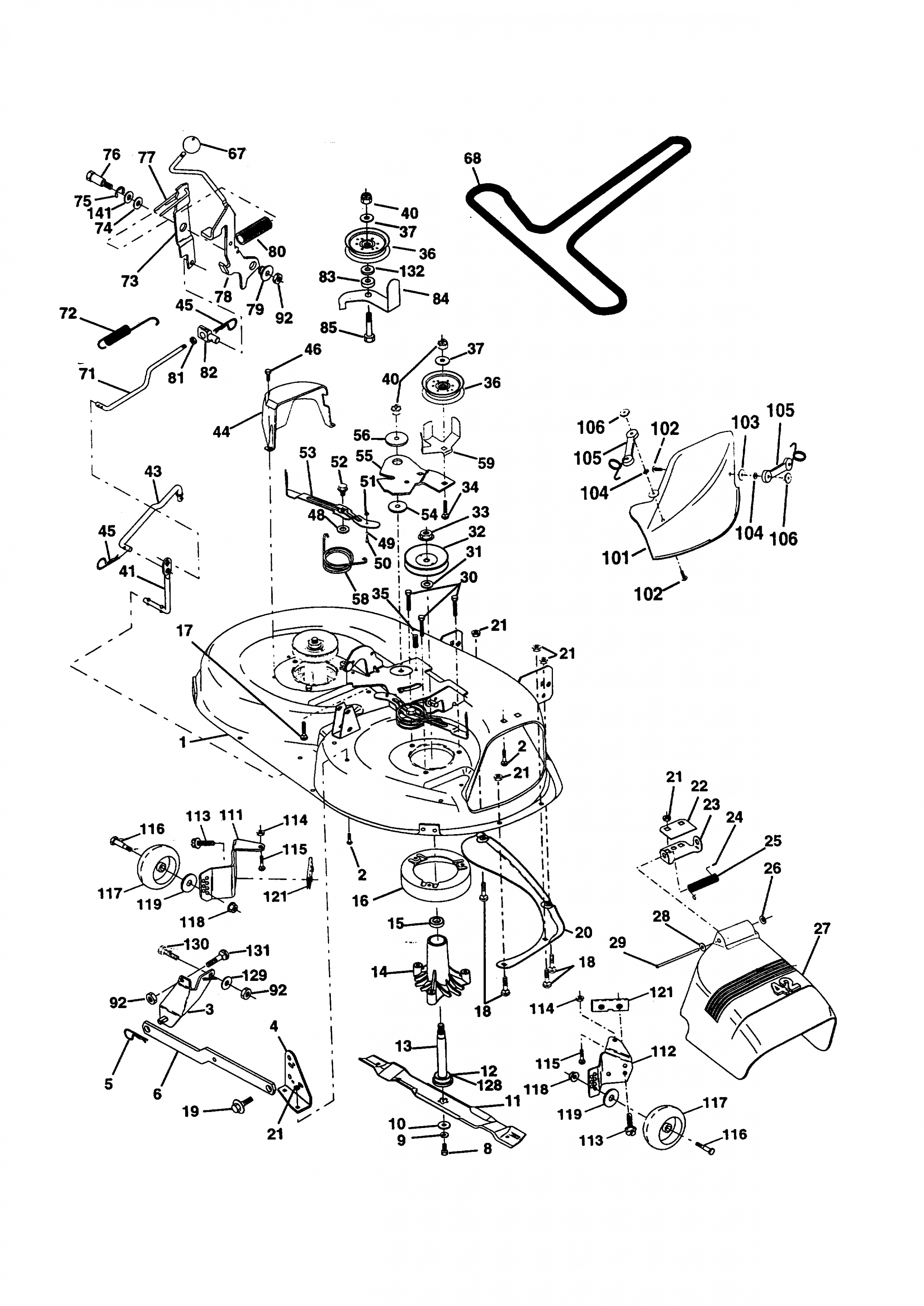 Craftsman Riding Mower Parts Diagram Riding Lawn Mower Drawing At Paintingvalley Explore Collection