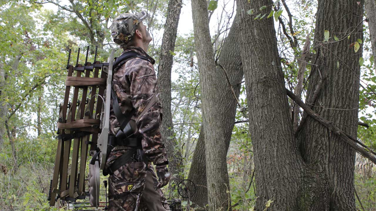 Deer Stand Placement Diagrams