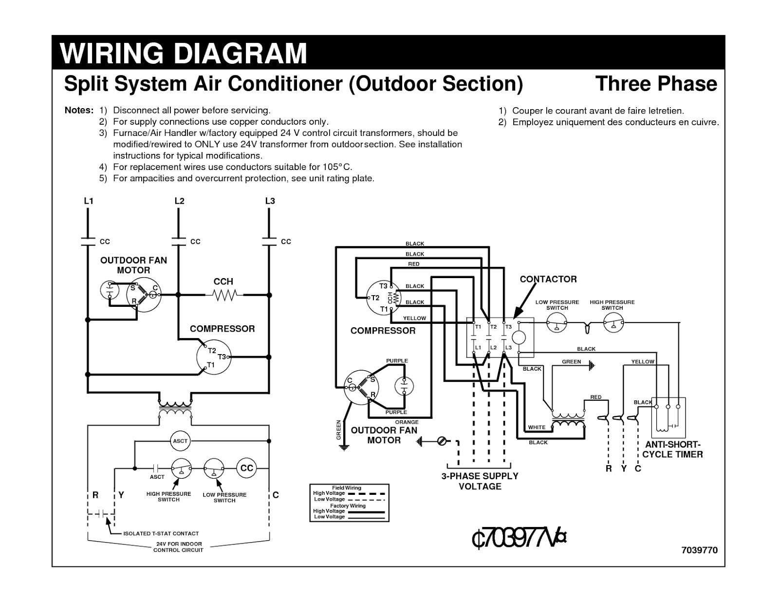 Electrical Wiring Diagrams Ac Wiring Schematics Machine Repair Manual