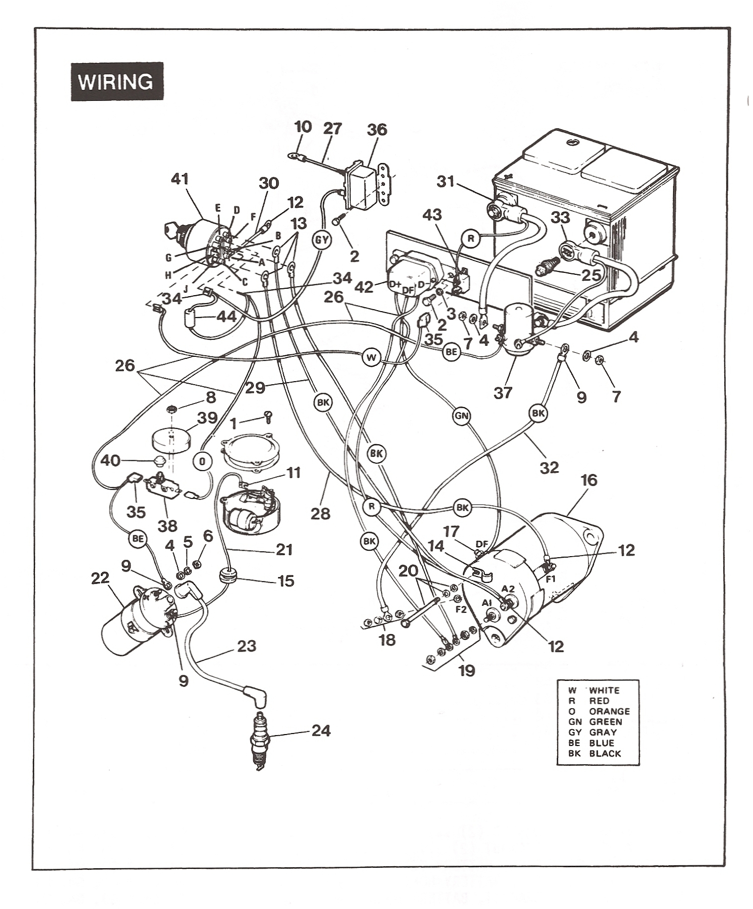 Ez Go Golf Cart Parts Diagram Wiring For Wall Socket Including Patent Us20100194539 Power Socket