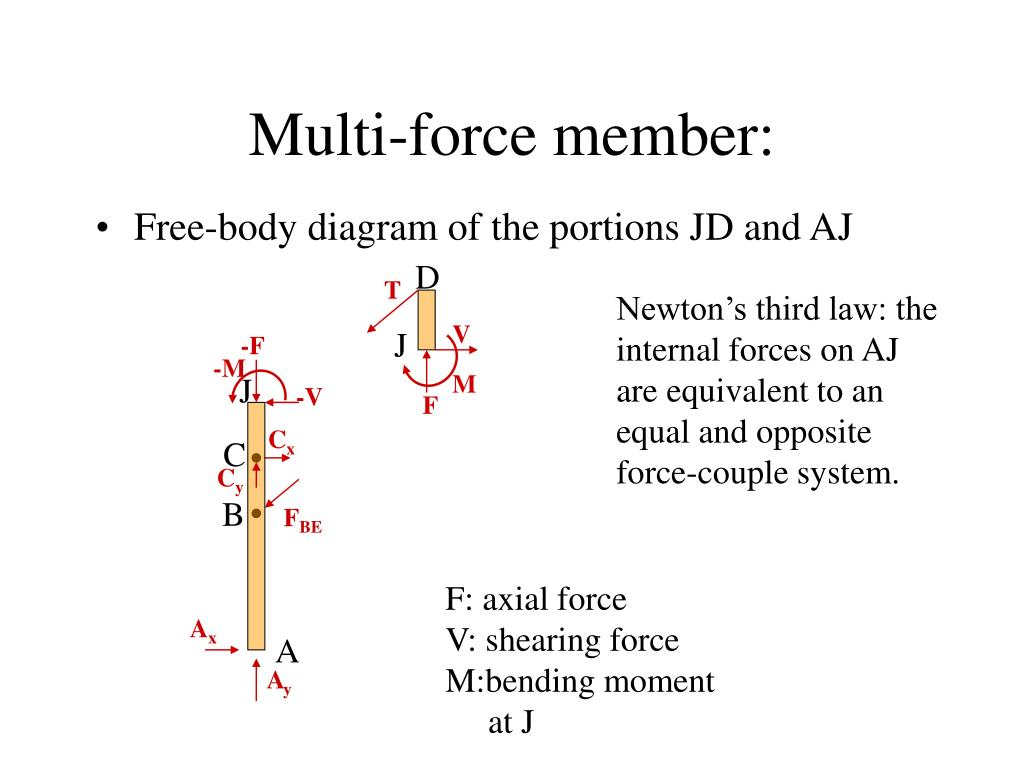 Free Body Diagram Definition