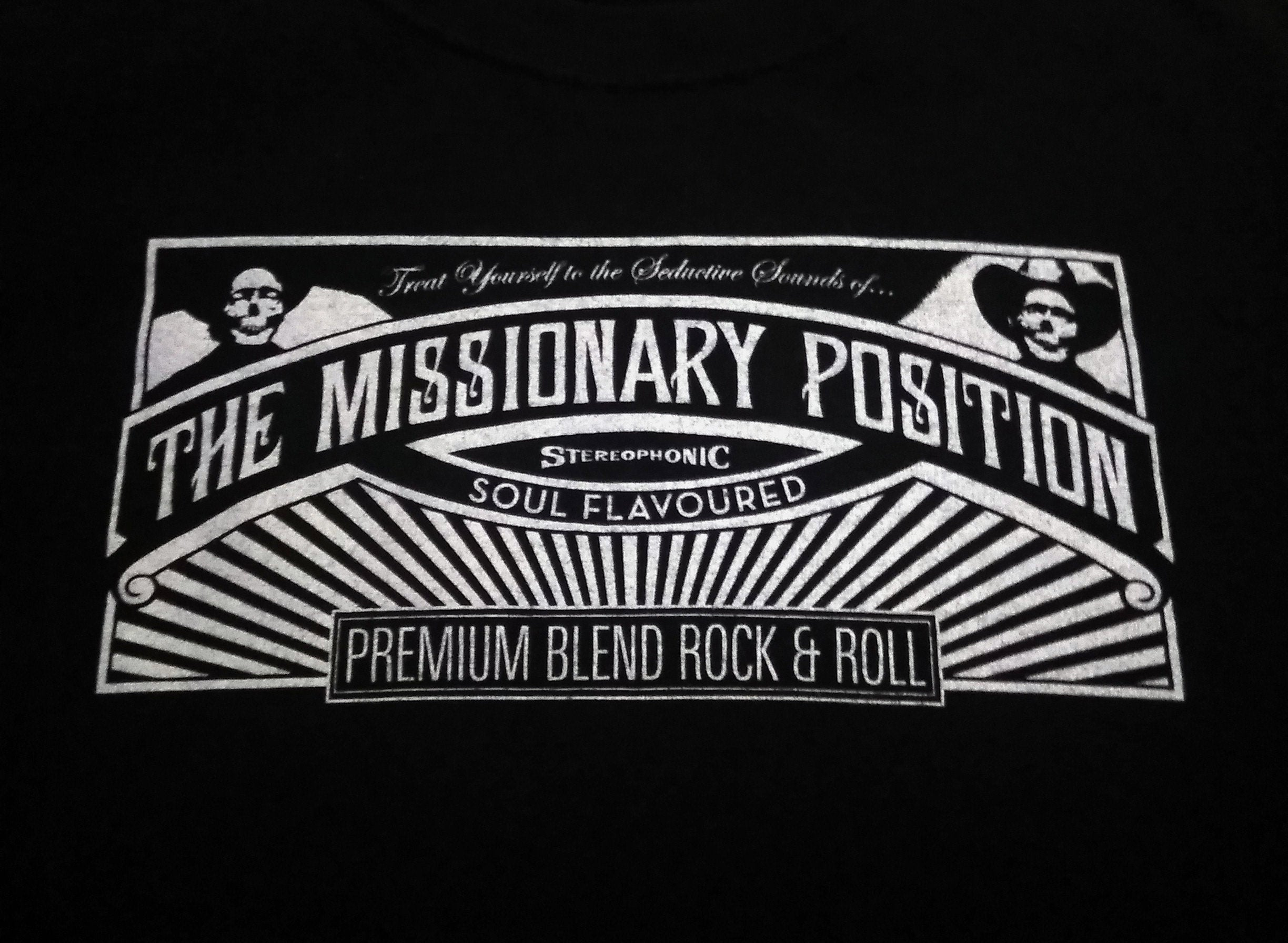 Missionary Position Diagram Rare The Missionary Position Unisex Black Short Sleeve Graphic T Shirt Jeff Angell Benjamin Anderson Rock Roll Hard Rock Blues Funk