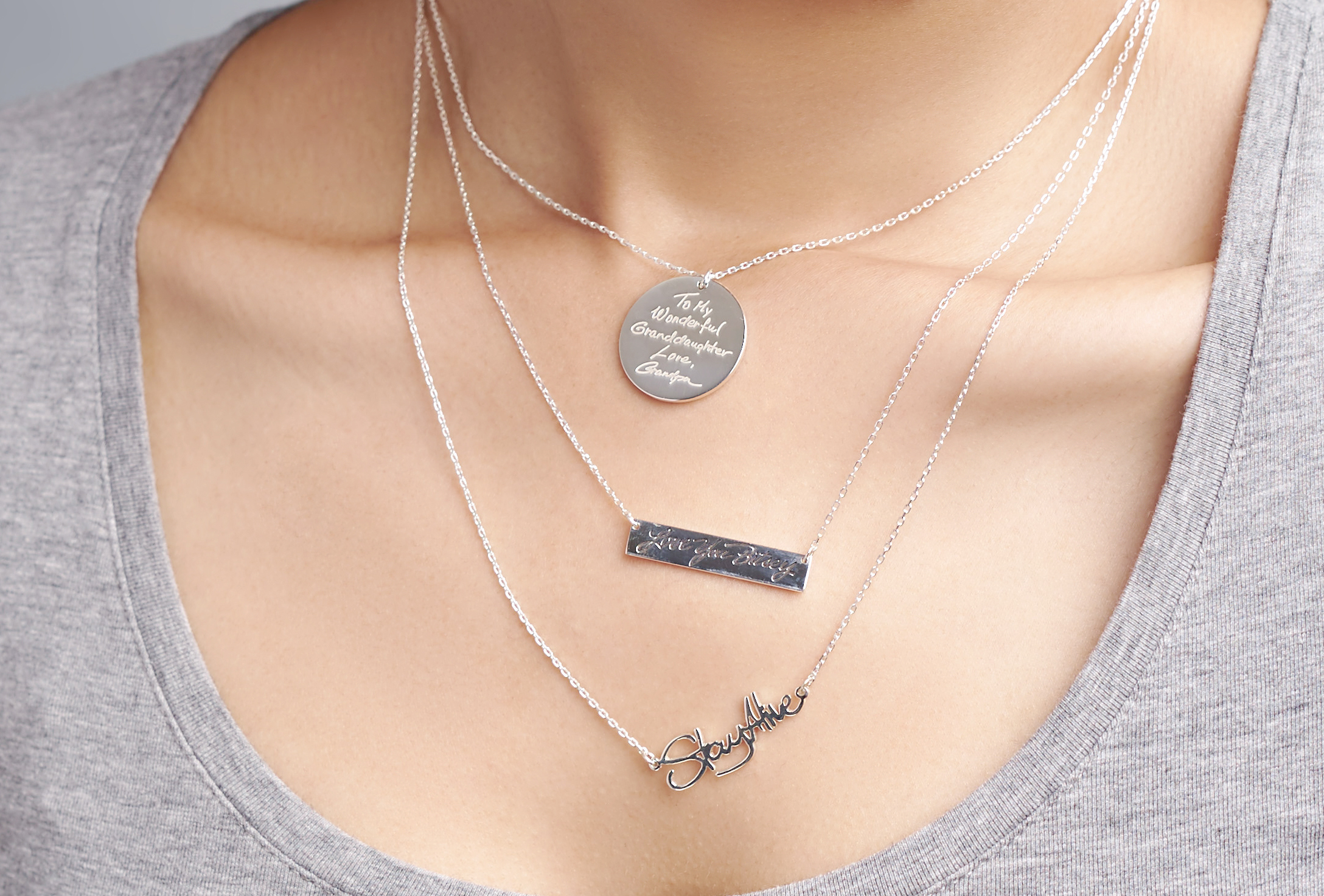 Necklace Length Diagram Necklace Length Guide How To Measure Choose The Right Necklace