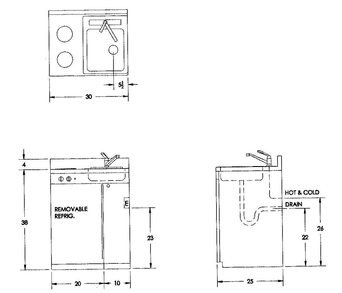 Sink Plumbing Diagram How To Plumb A Bathroom With Multiple Diagrams German Kitchen Cabinets