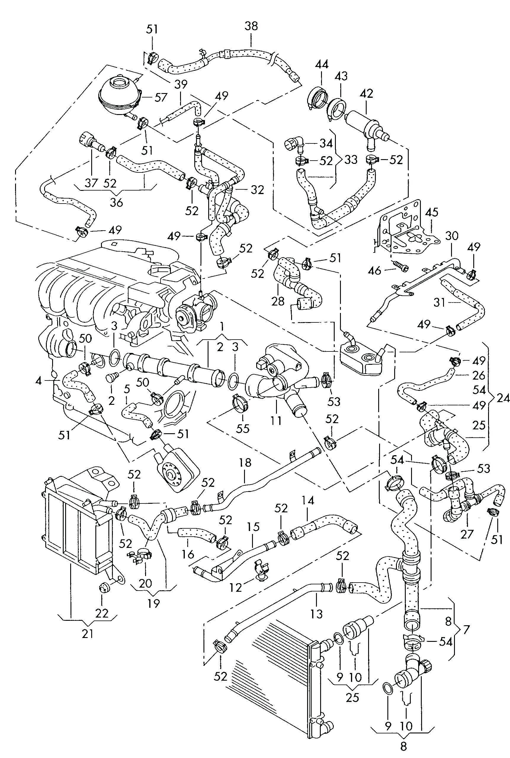 2008 Vw Jetta Fuse Box Diagram 2008 Volkswagen Jetta Engine Diagram Wiring Diagram Var