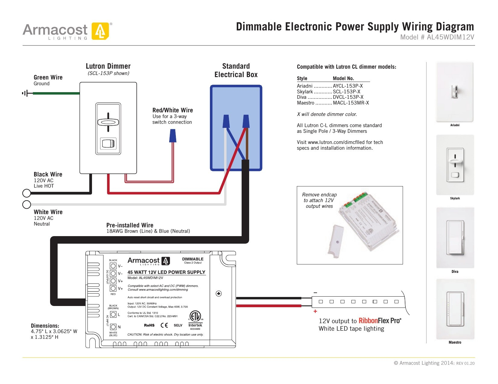 3 Way Wiring Diagram Lutron Diva Wiring Diagram Today Diagram Database