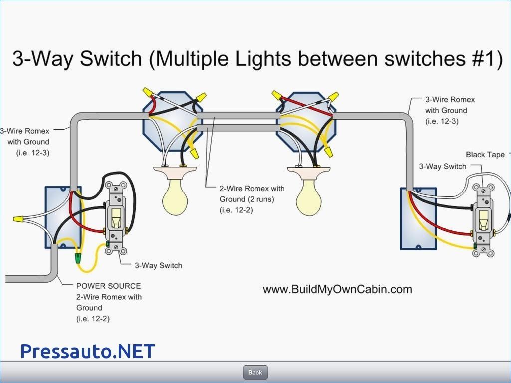 3 Way Wiring Diagram Wiring Multiple Lights 3 Way Switch Schema Wiring Diagrams