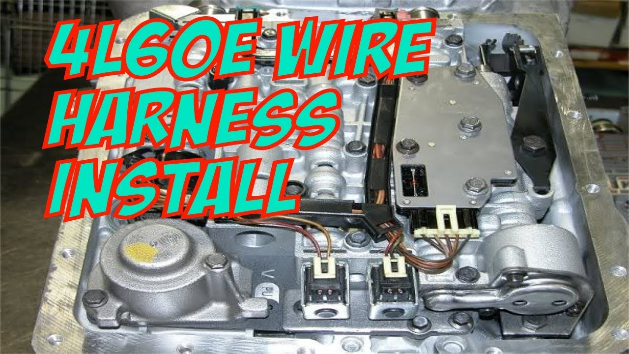 4L60e Solenoid Diagram 4l60e Solenoid Wire Harness Replacement Get Free Image About Wiring