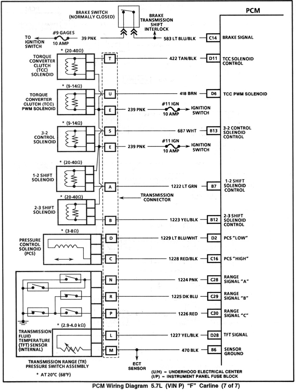 4L60e Solenoid Diagram Chevy 4x4 Transmission Wiring Harness Diagram For 1996 Wiring