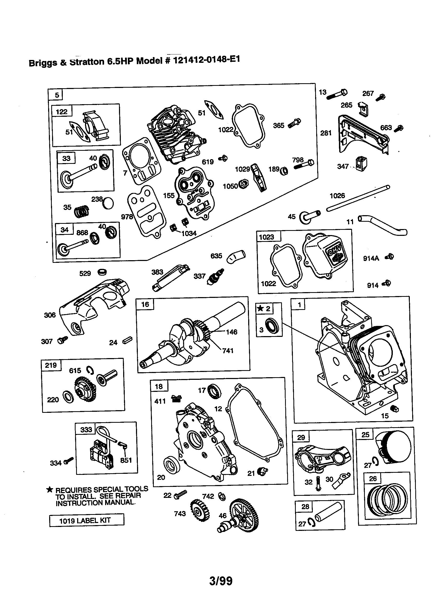 5Hp Briggs And Stratton Carburetor Diagram 21 Hp Briggs And Stratton Wiring Diagram Wiring Library