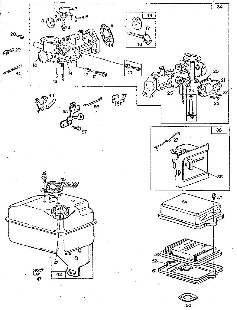 5Hp Briggs And Stratton Carburetor Diagram 3 Hp Briggs And Stratton Carburetor Diagram Wiring Diagram Article