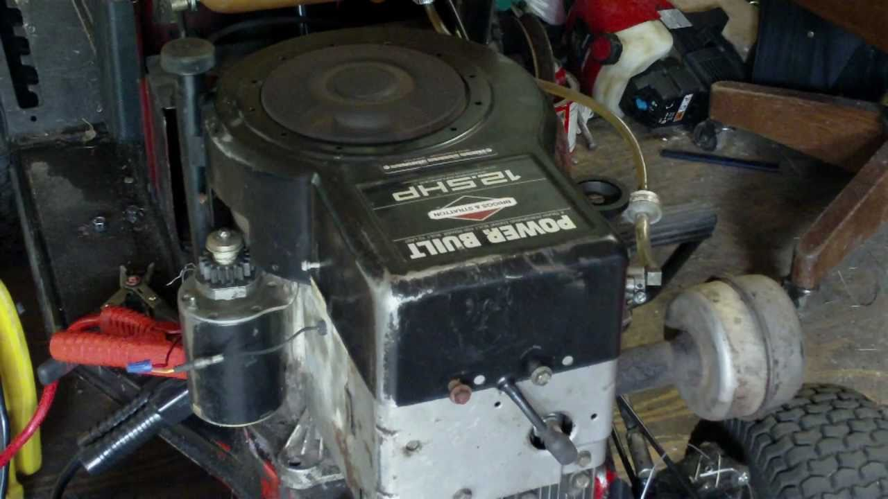 5Hp Briggs And Stratton Carburetor Diagram And Stratton 12 5 Hp Engine On 11 Hp Briggs Stratton Engine Diagram