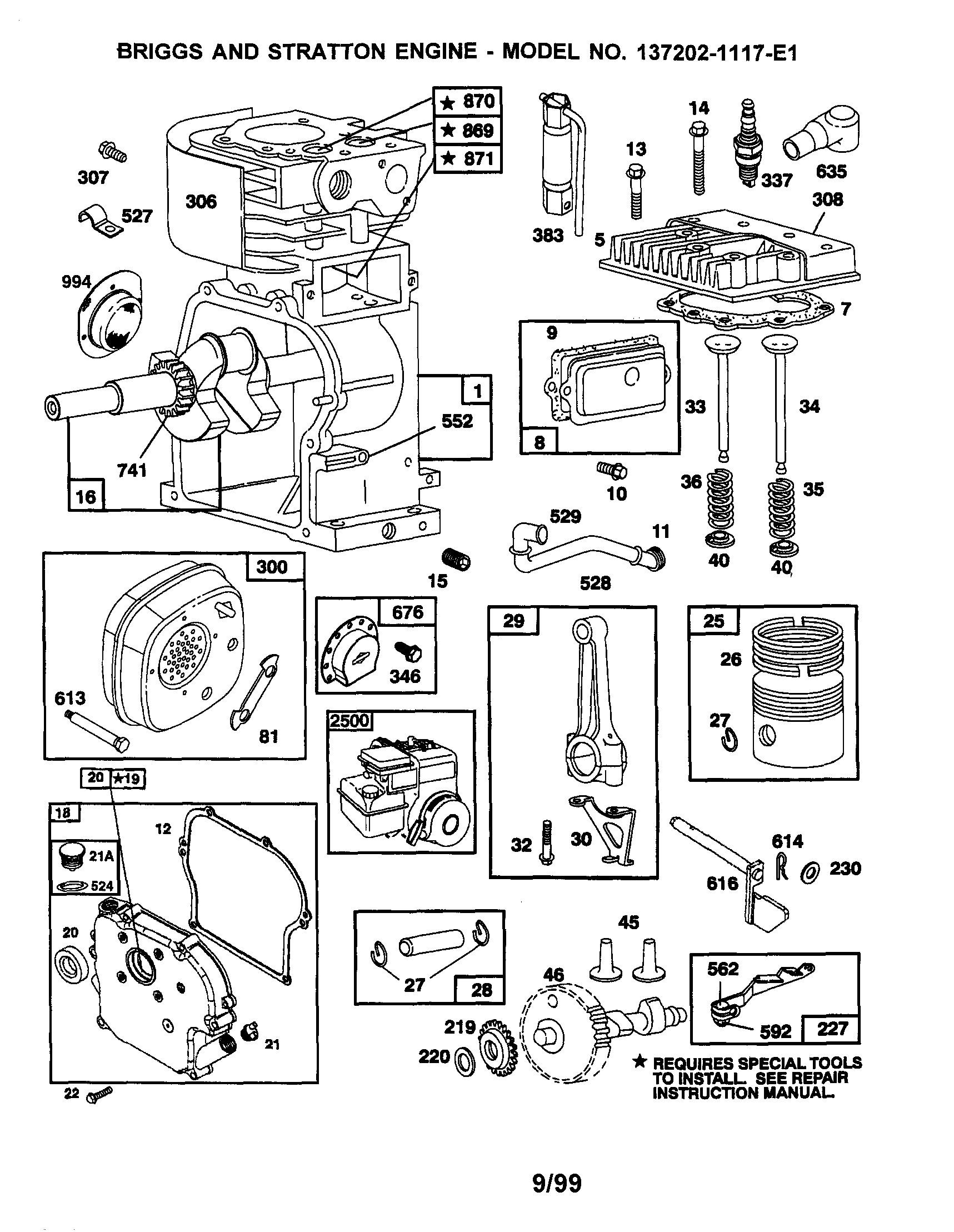 5Hp Briggs And Stratton Carburetor Diagram Briggs And Stratton 4 5 Hp Engine Diagram Wiring Diagram Section