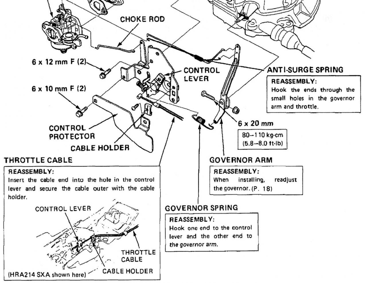 5Hp Briggs And Stratton Carburetor Diagram Need Diagram Of How To Connect The Carburetor Linkage On Wiring