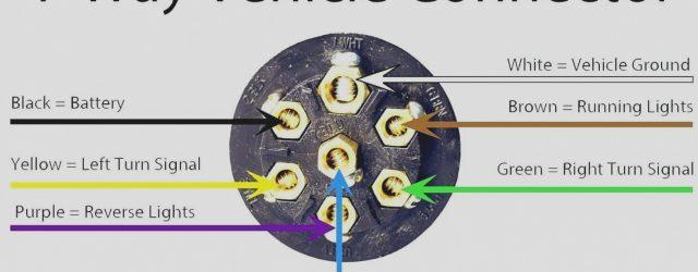 7 Way Trailer Diagram 7 Pin Trailer Wiring Harness Wiring Diagram Save