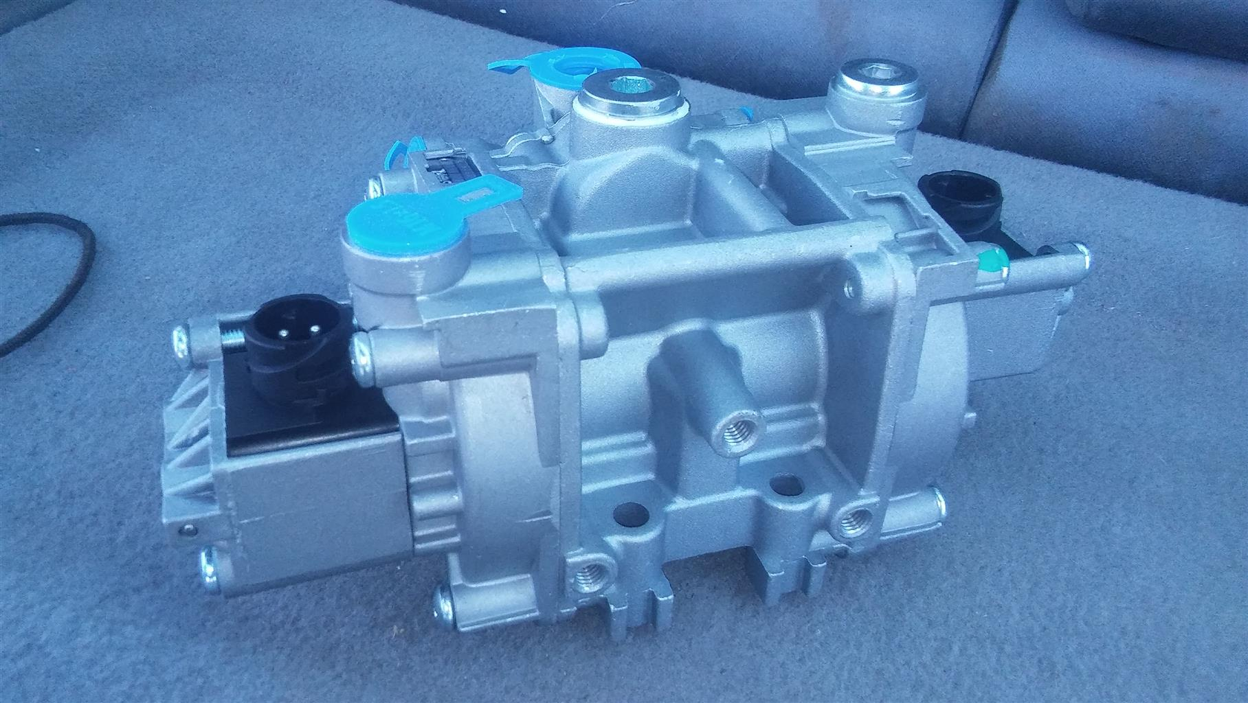Air Brake Foot Valve Diagram Air Brake Spares Available Now Junk Mail
