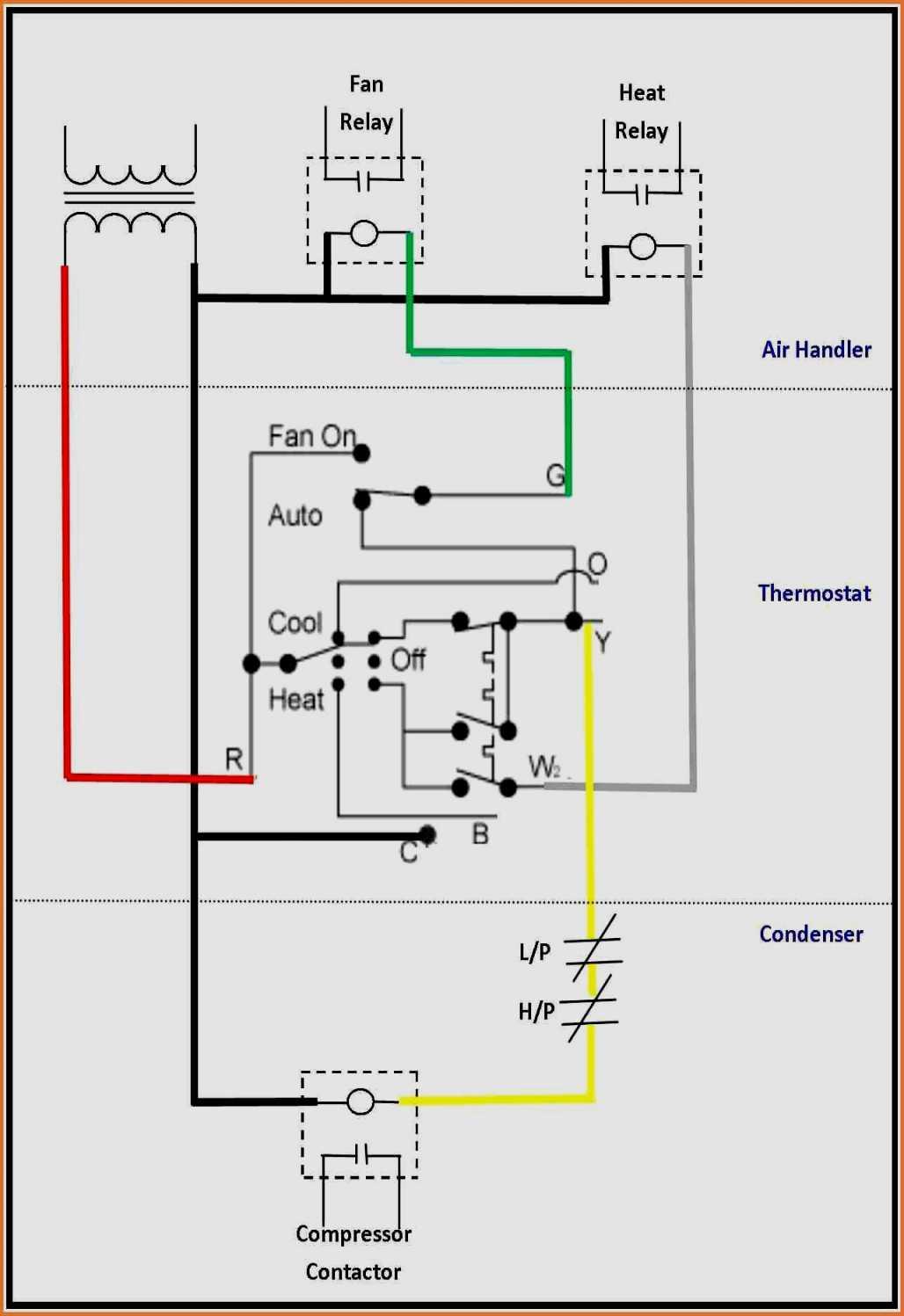 Air Conditioner Wiring Diagram Pdf Car Air Conditioning Wiring Diagram Electrical For Wiring Diagram
