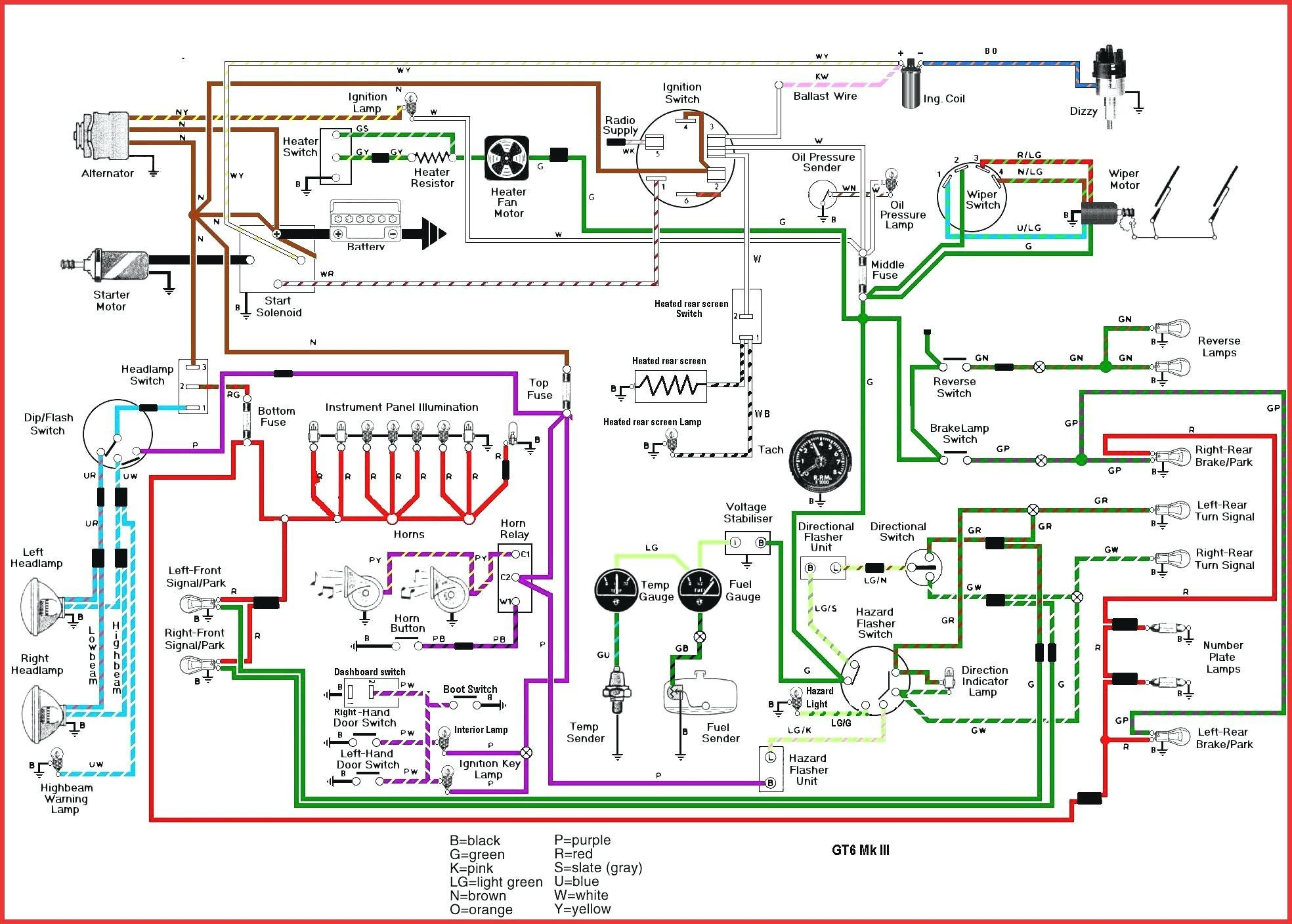 Automotive Wiring Diagrams Simple Wiring Race Car Wiring Diagram Directory