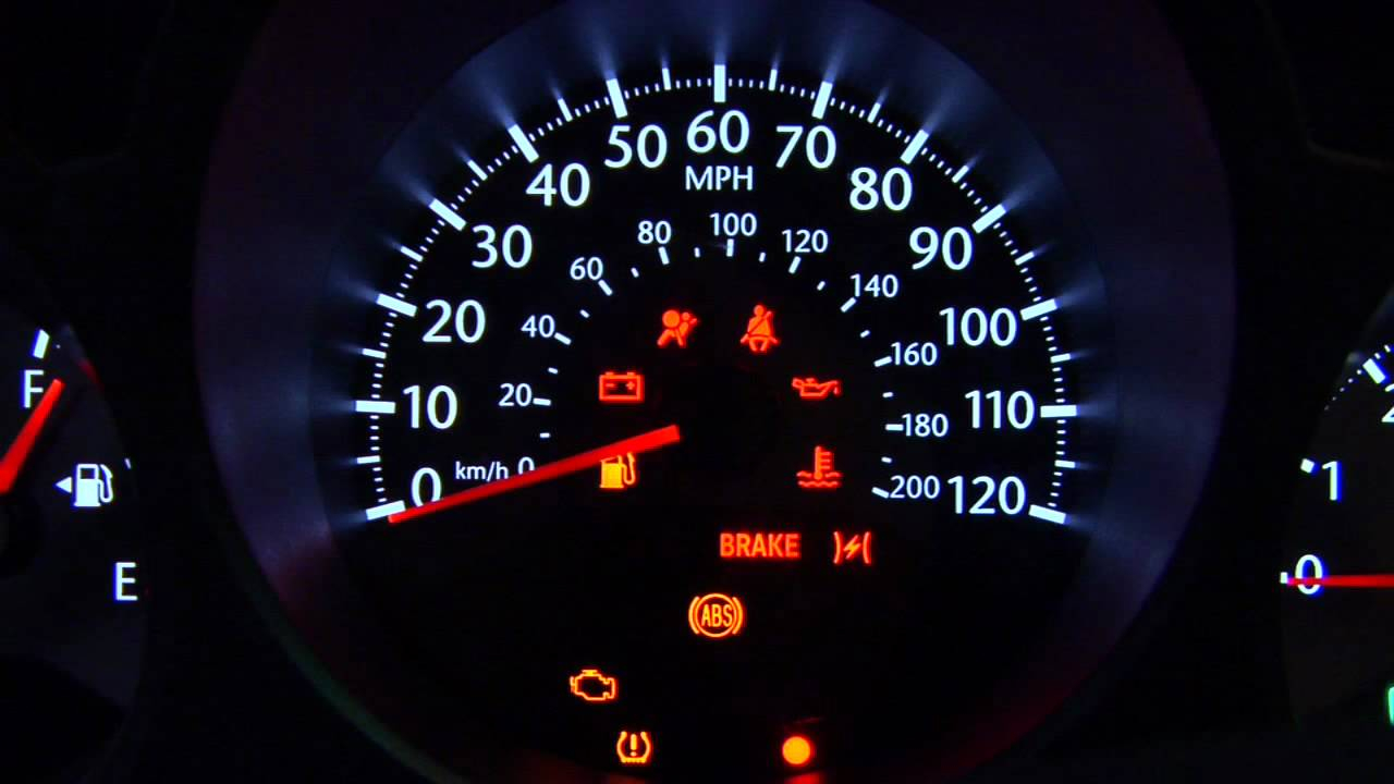 Car Dashboard Diagram 15 Car Dashboard Symbols And Signs And What They Mean