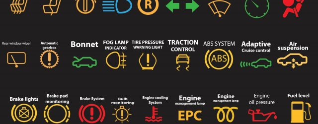 Car Dashboard Diagram How Many Of These Dashboard Symbols Do You Recognise In Your Car