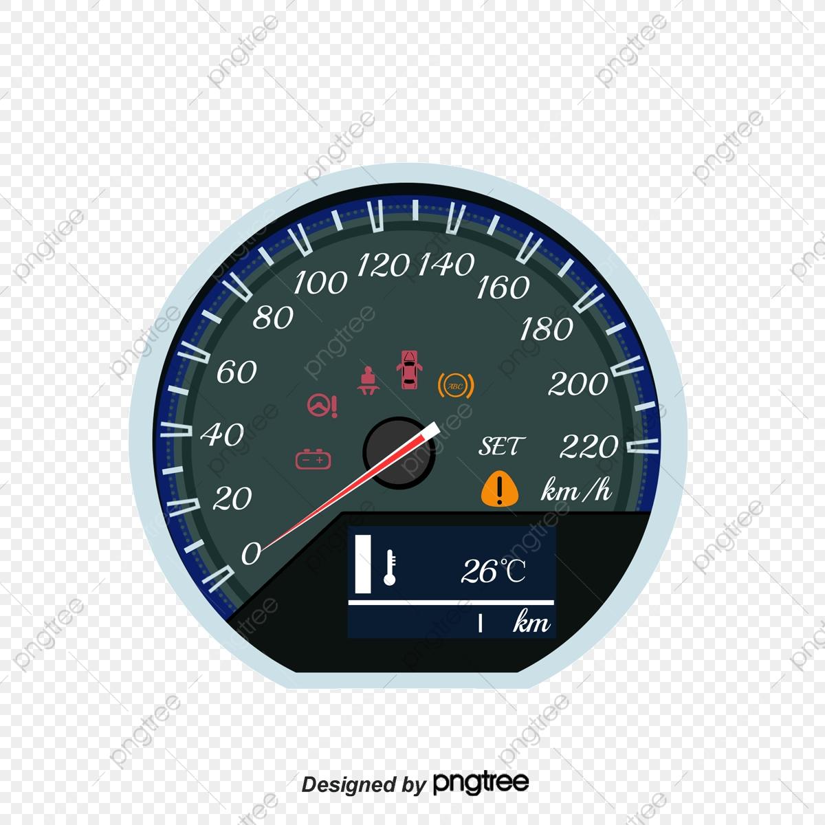 Car Dashboard Diagram Vector Car Standard Dashboard Car Vector Vector Diagram Meter Png
