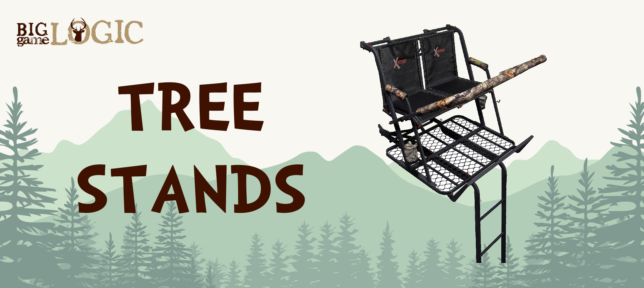 Deer Stand Placement Diagrams Best Tree Stands Of 2019 Complete Guide Big Game Logic