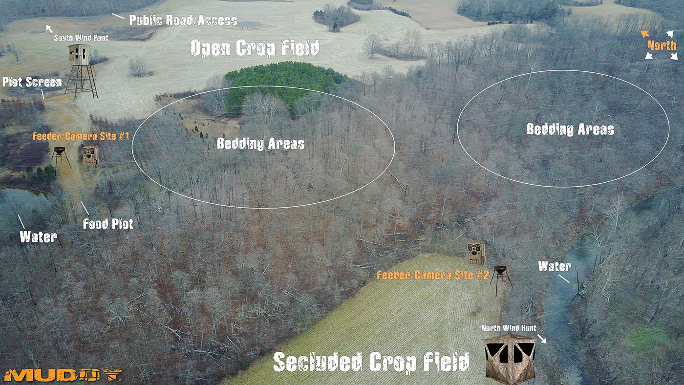 Deer Stand Placement Diagrams Deer Feeders 101 Deer Feeding Tips Concerns And Strategies