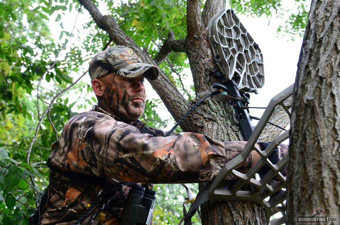 Deer Stand Placement Diagrams Treestand Placement Morning Vs Evening Stands Bowhunting