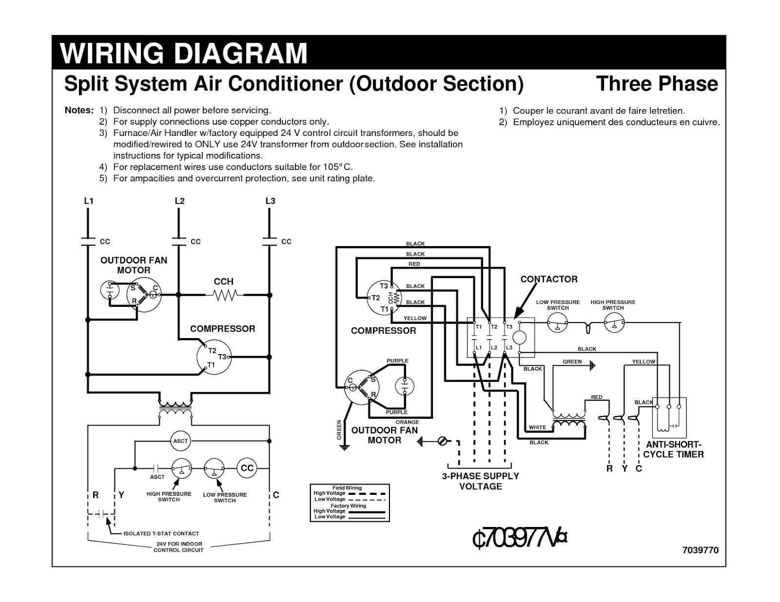 Electrical Wiring Diagrams Ac Wiring Schematics Machine Repair Manual