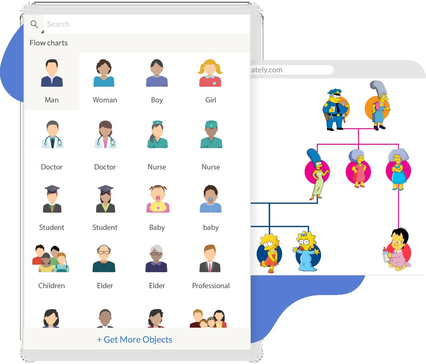 Family Tree Diagram Draw Family Tree Online Pelityasamayolver