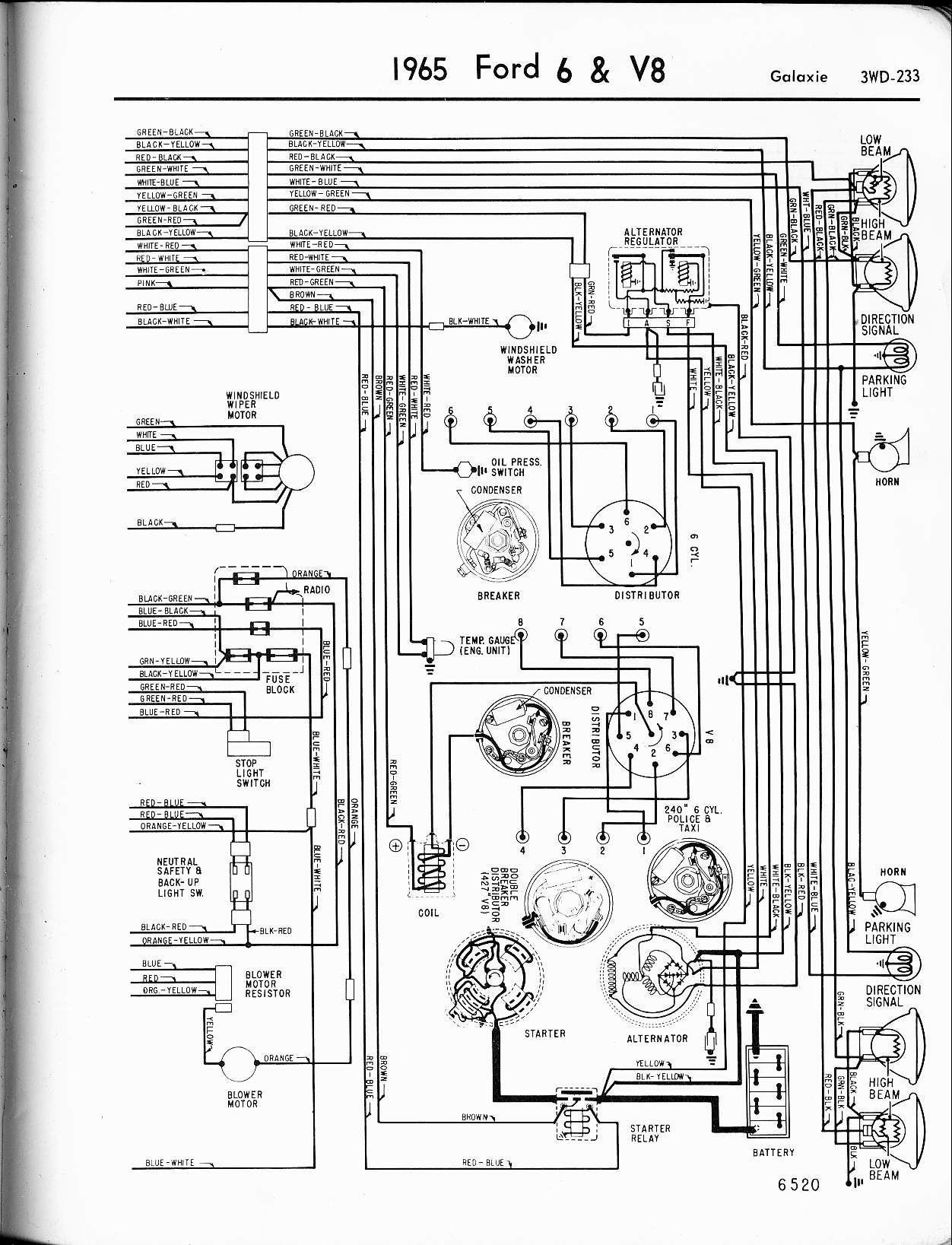 Ford Wiring Diagrams Ford Wire Schematics Wiring Diagram Review