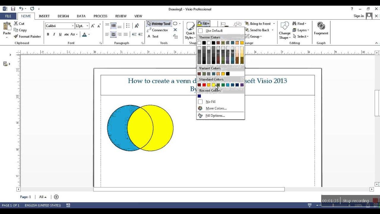 How To Create A Venn Diagram In Word Create Venn Diagram In Visio Wiring Diagram Bookmark