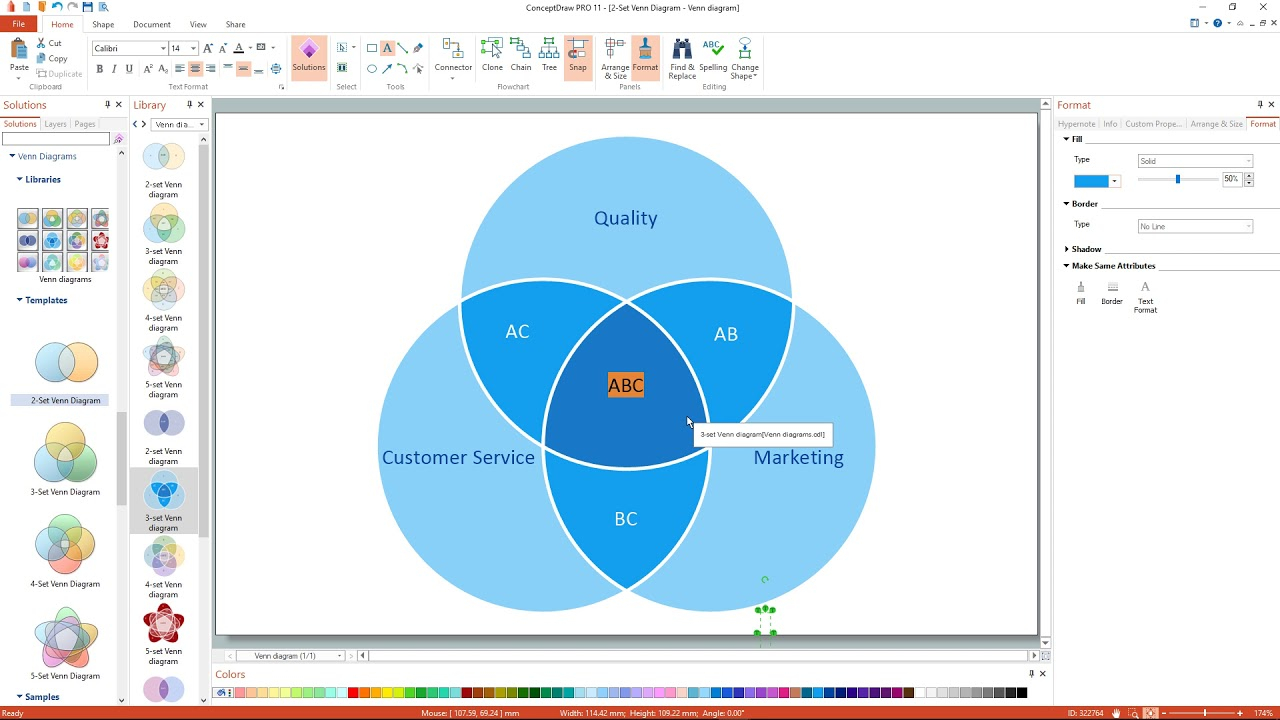 How To Create A Venn Diagram In Word How To Create A Venn Diagram