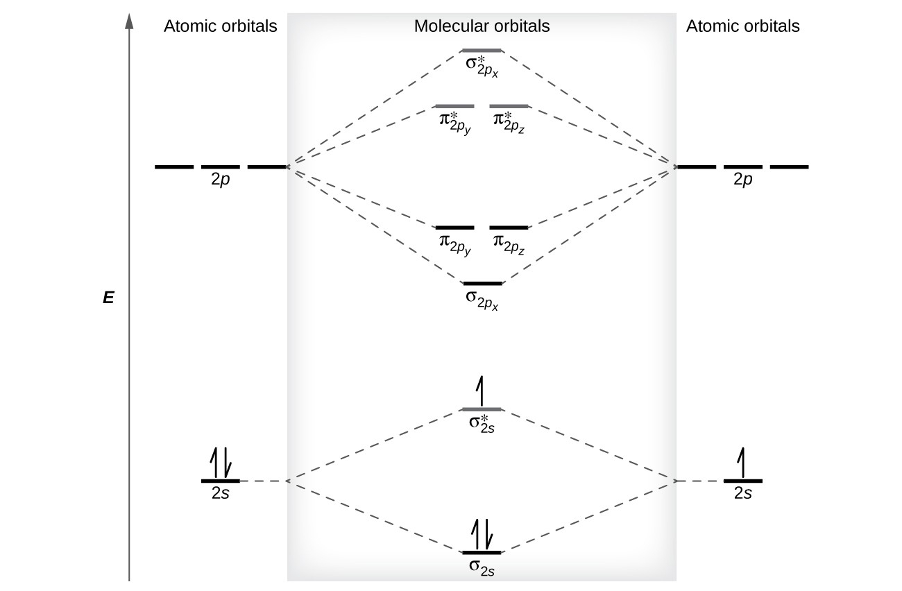How To Do Orbital Diagrams Molecular Orbital Theory Chemistry For Majors