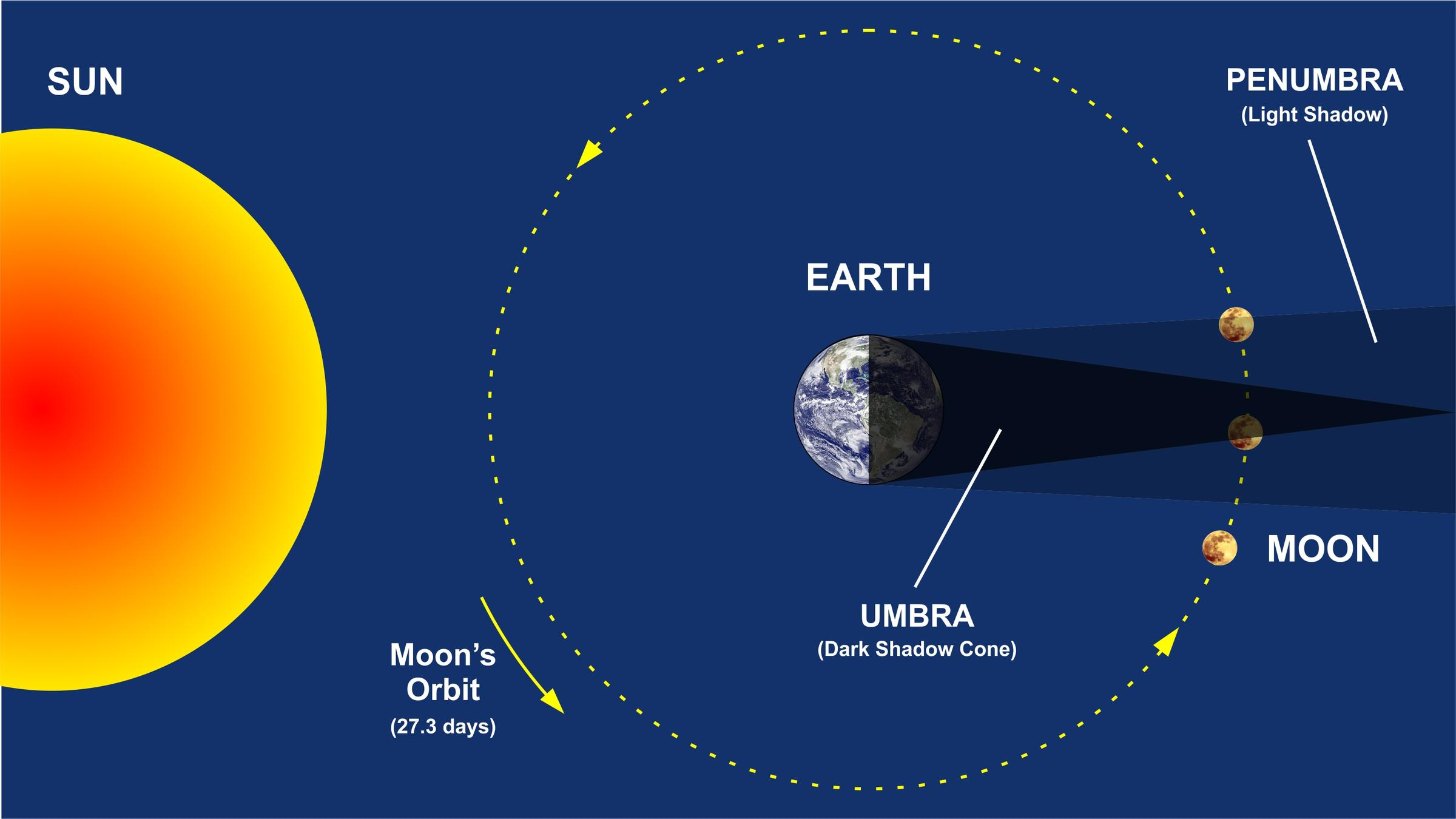 Lunar Eclipse Diagram Skygazers In Manatee County Can View Total Lunar Eclipse At