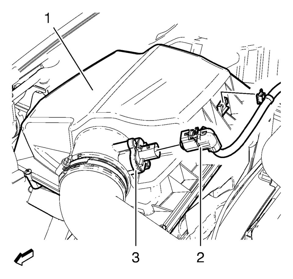 Mass Air Flow Sensor Wiring Diagram Mass Air Flow Wiring Harness Wiring Library