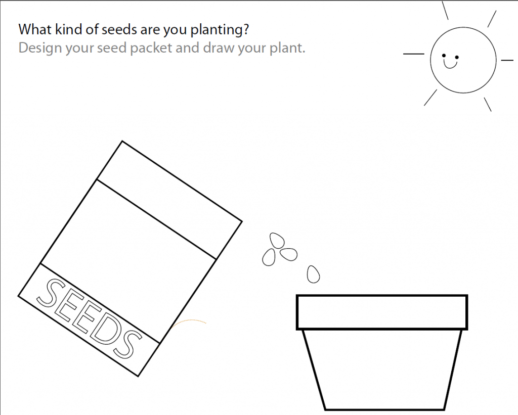 Parts Of A Flower Diagram Coloring Pages For Kids With The Parts Of A Flower With Parts Of A
