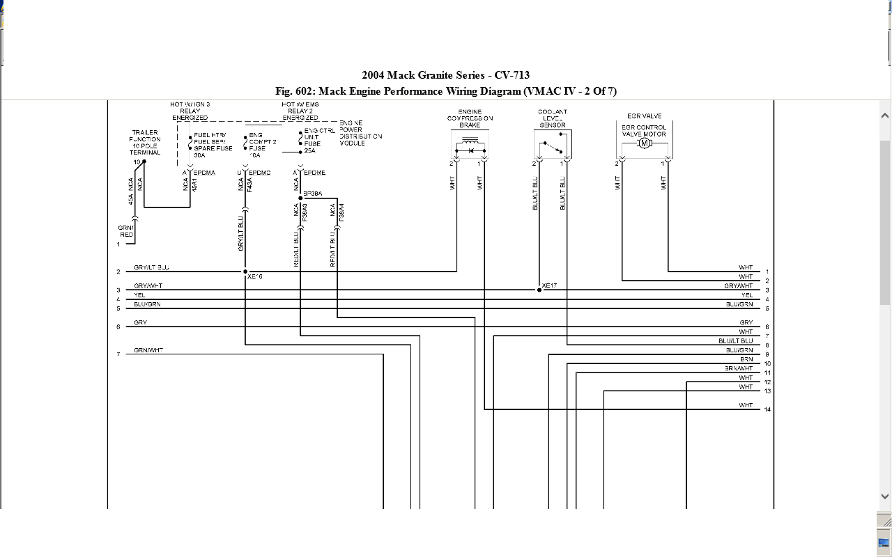 Ready Remote Wiring Diagram 04 Mack Wiring Diagram Wiring Diagram Schematic