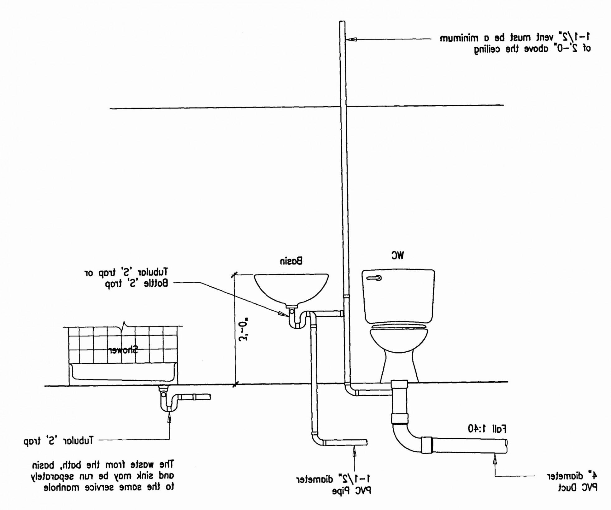 Sink Plumbing Diagram Kitchen Sink Plumbing Diagram Unique Under Bathroom Sink Plumbing