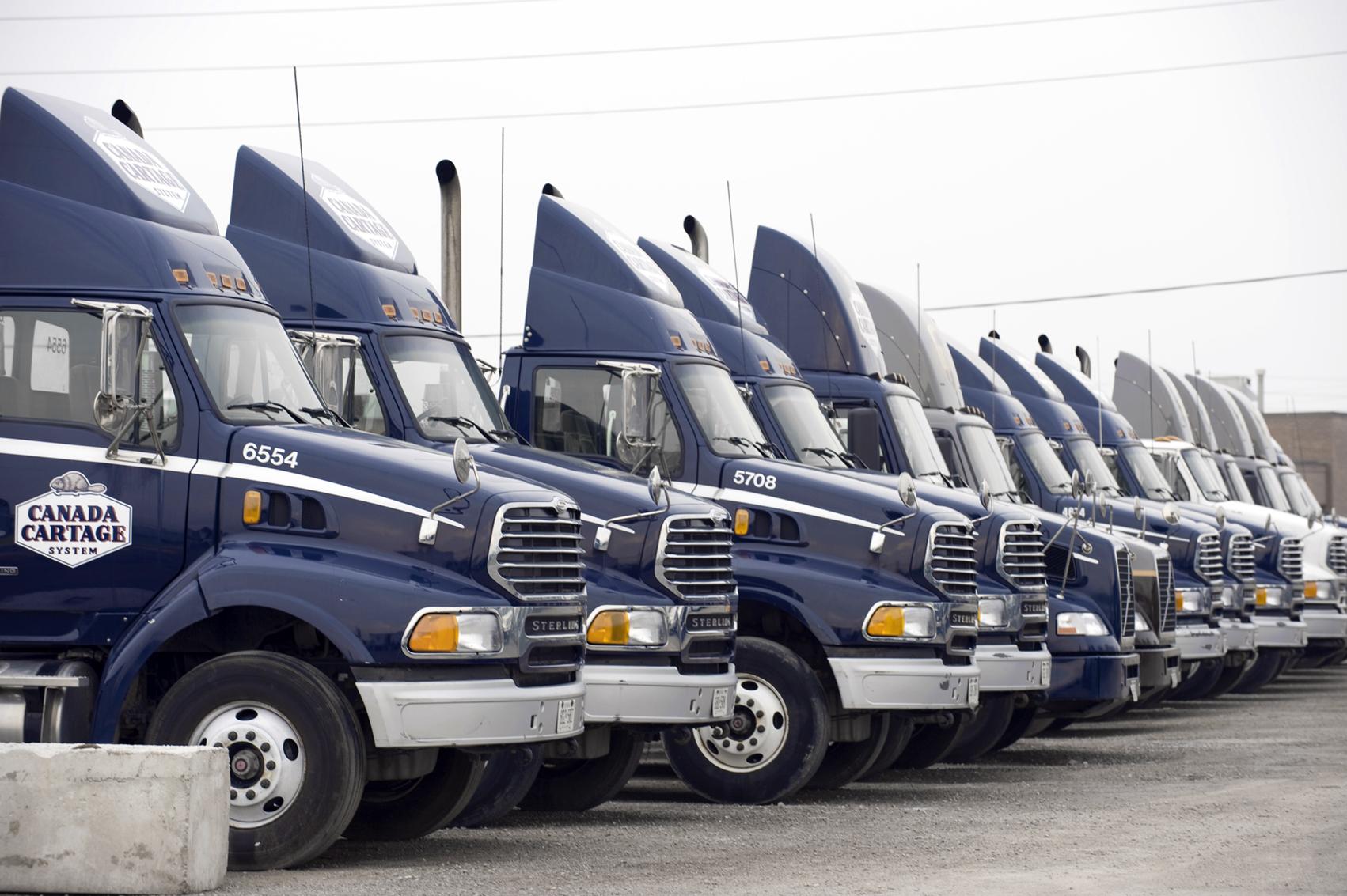 Tractor Trailer Pre Trip Inspection Diagram How To Perform A Pre Trip Inspection For Truck Drivers Canada Cartage